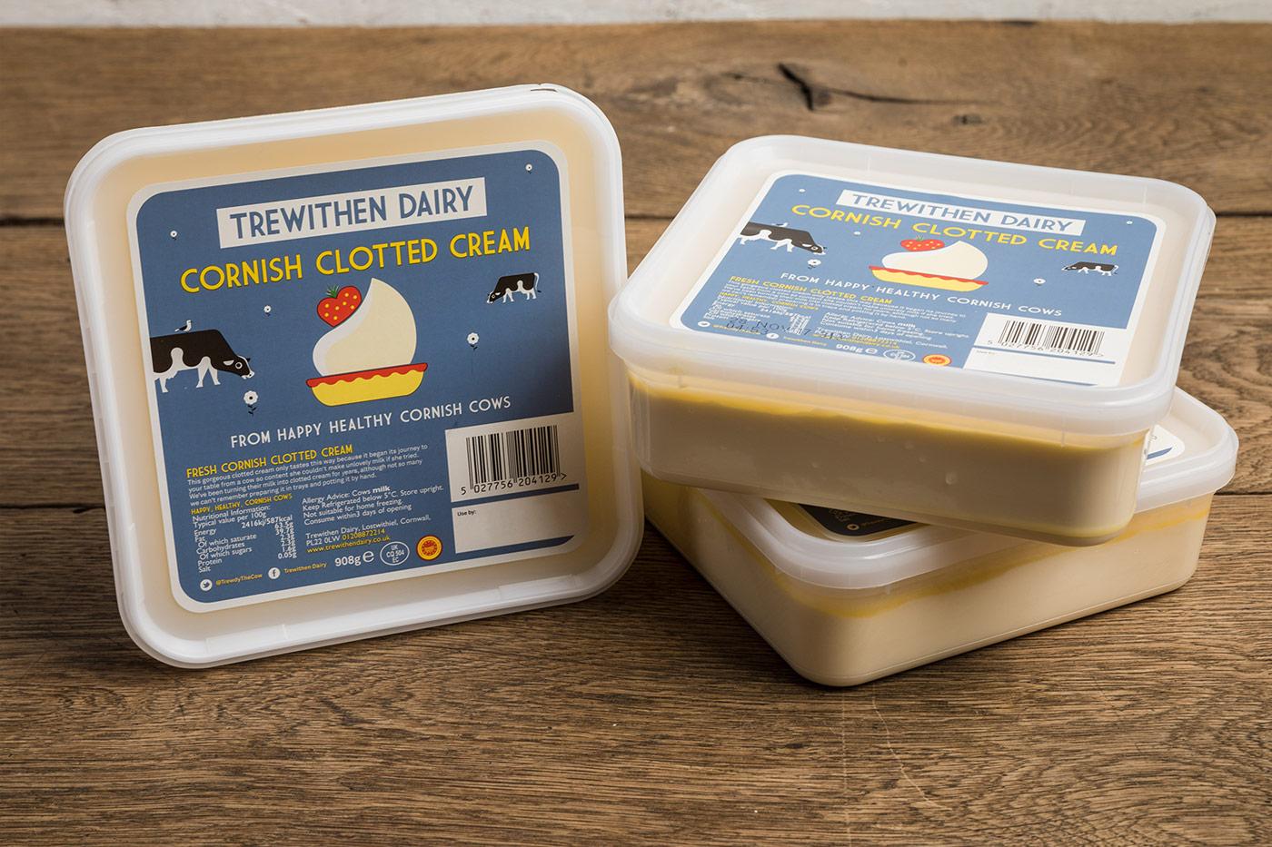 Delicious Cornish Cream