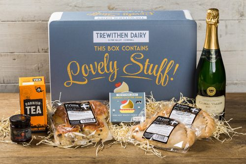luxury ornish Hamper for Two