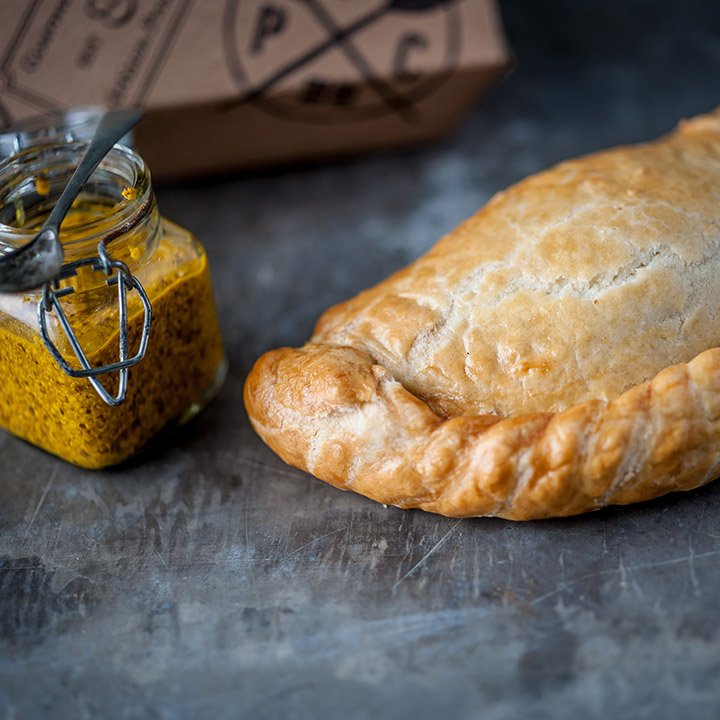 CHICKEN & TARRAGON PASTY
