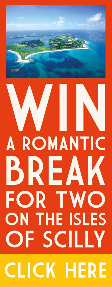 Win a break for two