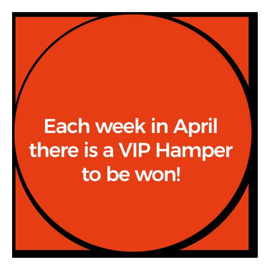 VIP hamper to be won