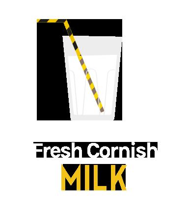 fresh cornish milk